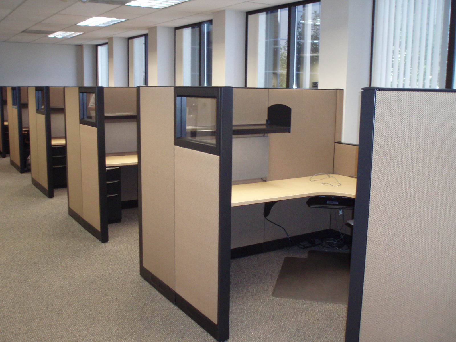 Quality Systems Installations, LTD   Modular Office Systems ...